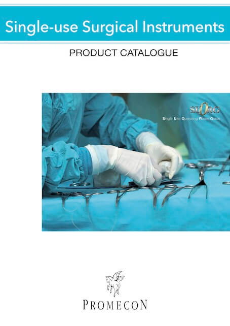 Single-Use Surgical Instruments Catalogue